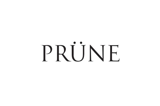 PRÜNE / marca