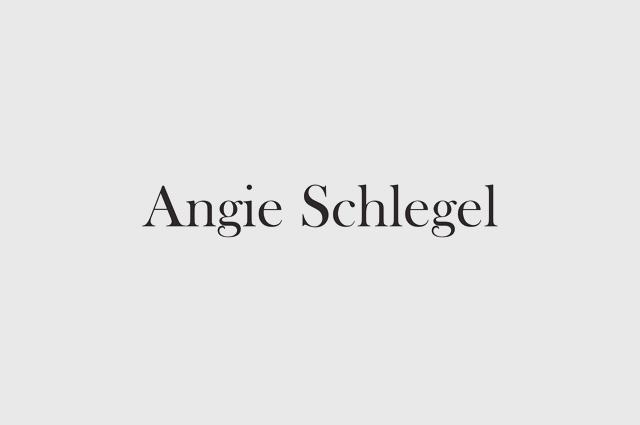 ANGIE SCHLEGEL