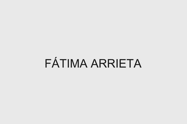 FÁTIMA ARRIETA