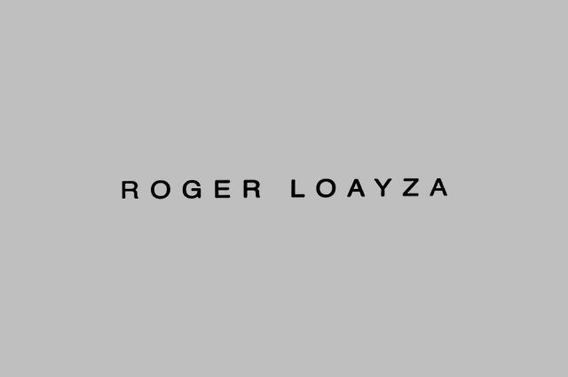 ROGER LOAYZA